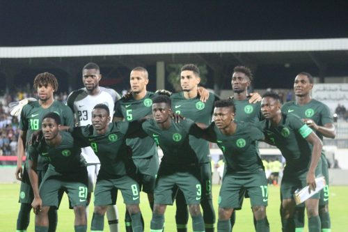 AFCON2019Q: Eagles arrive South Africa in search of a point