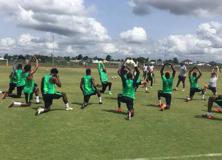AFCONQ: Eagles begin training for Libya on Wednesday