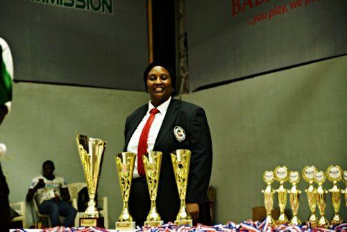 Karate: Zainab Saleh impressed with female competitors