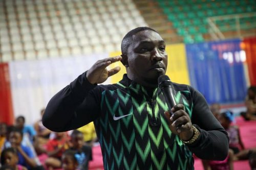 Gymnastics: I want to produce for Nigerian Champions says Asuquo