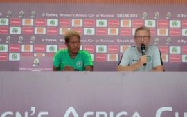 AWCON: Dennerby confident ahead opener