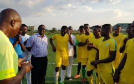 NNL: Omokaro's 97th minute penalty down Shooting Stars