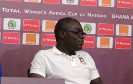 AWCON 2018: We're out of the tournament – Eq. Guniea Jean Paul