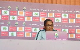 AWCON: Banyana Banyana ready for Super Falcons test