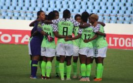 France 2019: Super Falcons depart for China invitational
