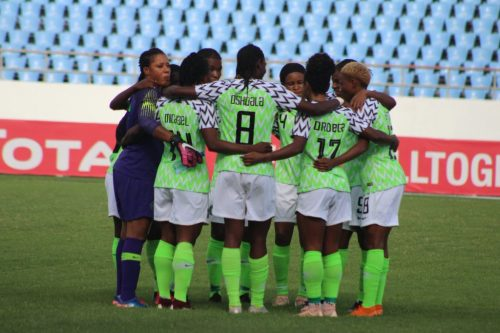 AWCON 2018: Super Falcons battle ready for Cameroon