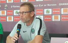 AWCON 2018: Dennerby happy with win, calls for more hardwork