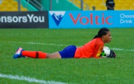 AWCON 2018: Saving penalties is my gift – Tochukwu Oluehi