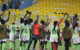 Cyprus Cup: Super Falcons end campaign with win over Thailand