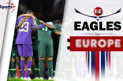 Eagles In Europe
