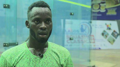 NSF: Olarenwaju, Squash champion after three attempts