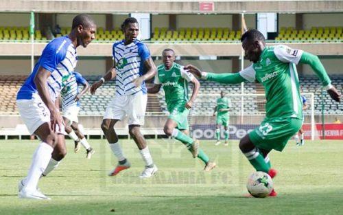 CAFCL: Onyango brace inspires Gor Mahia to victory over Lobi Stars