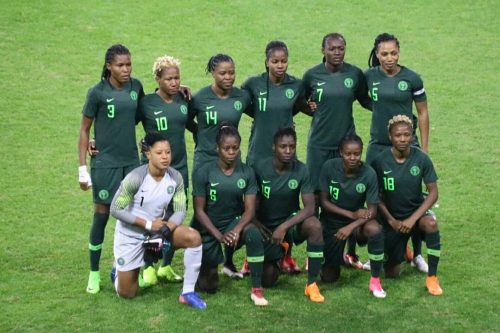 Cyprus Women's Cup: Ordega, Ebere boost Falcons for Slovakia