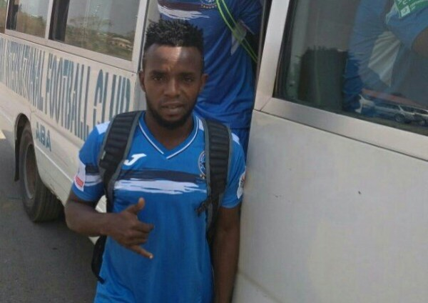 Onuwa tips MFM to beat Rangers, says it was the right time to leave