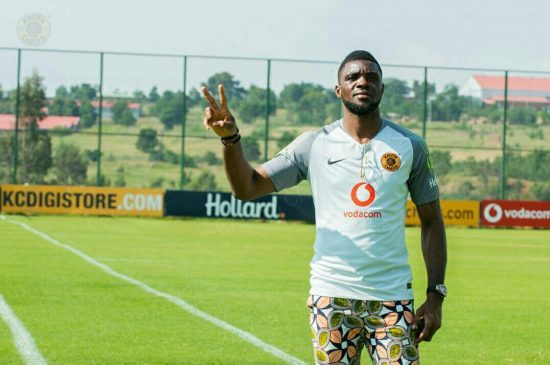 Absa PL: Super Eagles goalkeeper Akpeyi is a Chief