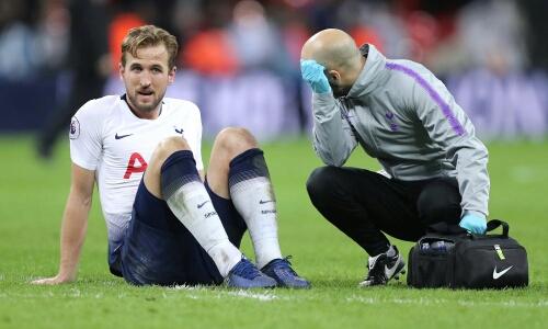 Premier League: Tottenham lose Kane for six weeks
