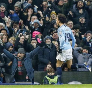 PL: Guardiola happy as City end Liverpool's unbeaten run