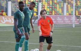 Coach Martins: Mauritania will be a great team in Africa