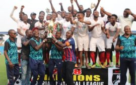 NNL Super8: Kada City edge Insurance to emerge Champions