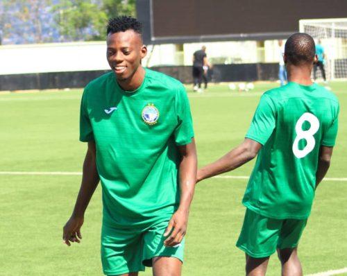 TotalCAFCL: Adetunji, Thambe join Lobi squad in Abidjan