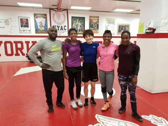 Team Nigeria set for Wrestling Grand Prix of Germany