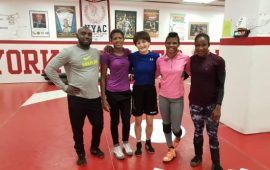 Team Nigeria set for Wrestling Grand Prix of Germany