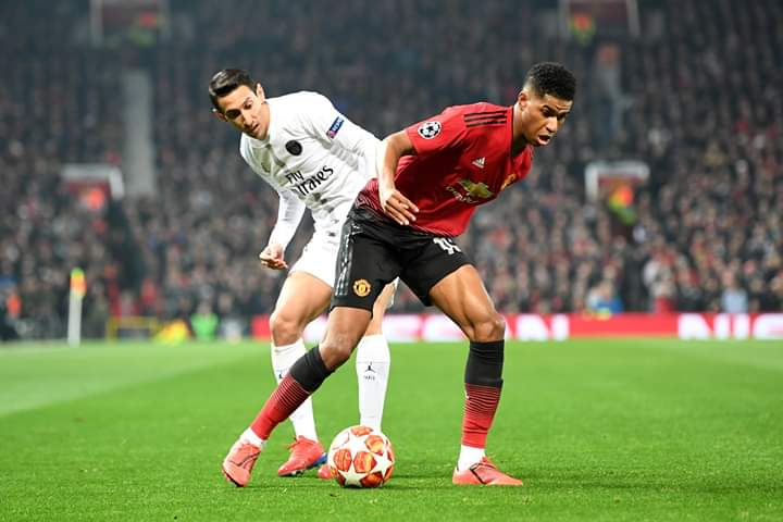 UCL: Di Maria returns to haunt United, Zaniolo makes history