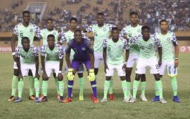 U20AFCON: Flying Eagles wobble past Niger, secure WYC ticket