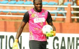 CAFCL: Lobi's Olufemi Kayode looking to build on crucial point