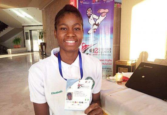 I am in Egypt to gain more experience says Anyanacho
