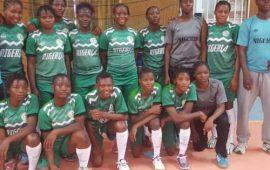 IHF Trophy Challenge: Nigeria female U18 thrash Togo