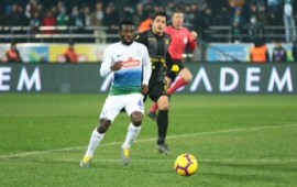 Azubuike filed with mixed feeling after Yeni Malatyaspor win