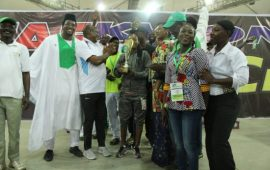 Taekwondo: Nigeria emerges best team at Int'l Open
