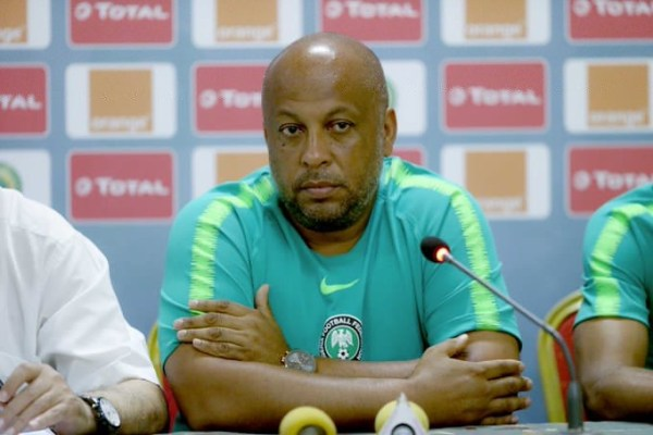 TotalU20AFCON: relaxed Aigbogun targets trophy ahead of semi-final