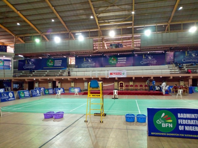 Camping resumes for All African Badminton Senior C'ship