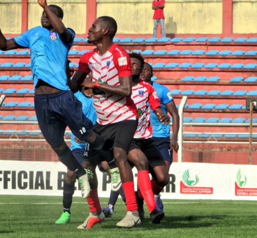 NPFL: Lobi Stars beat high-flying MFM with Monsuru's winner