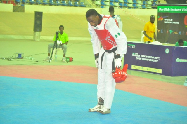 Bright Kolade: My dream is to win gold at the All Africa Games