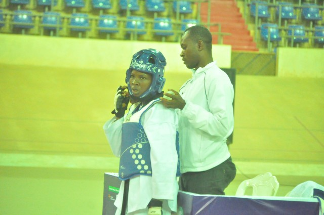 Takewondo: Okoko and her mother ranked number one
