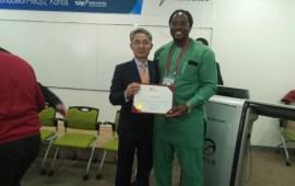 Chukwumerije becomes World Taekwondo global educator