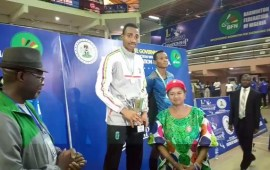Anu Opeyori targets Gold at All Africa Senior Badminton C'Ship