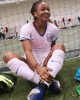 Super Falcons: Ordega, Ihezuo on target as Oshoala returns