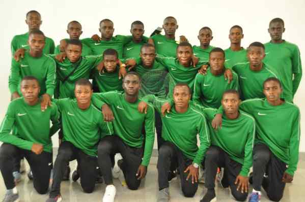 U17AFCON: Nigeria's Golden Eaglets depart for Tanzania