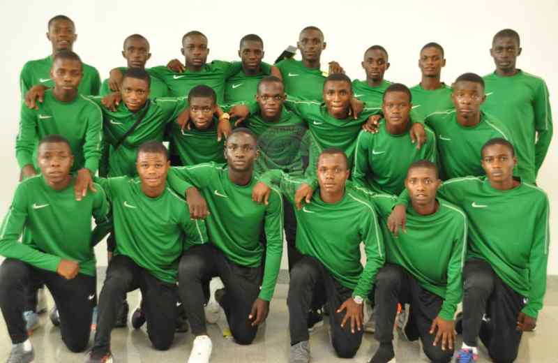 TOTALAFCONU17: Eaglets fall to Angola in losers final