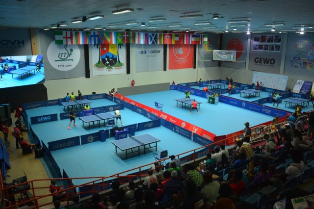 ITTF Nigeria Open: Austria, Germany lead 30 others to Lagos