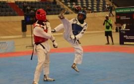 Nigerians support Taekwondo athletes ahead of President Cup