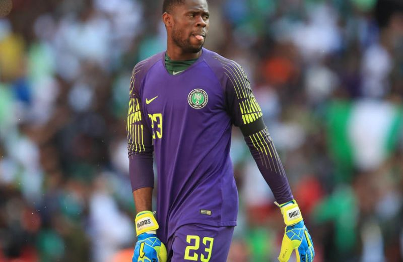 Super Eagles Francis Uzoho seals Nicosia permanent transfer