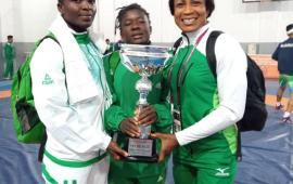 2019 AWC: Team Nigeria dominate Women's Wrestling