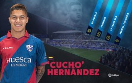LaLiga Rising Star: Huesca's prolific teenager Cucho