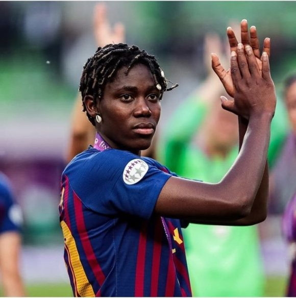 Super Falcons: Imo on target as Oshoala makes history