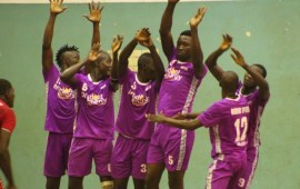 Borno Spiders aim at winning the handball league